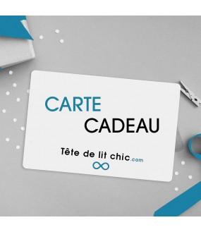 Carte cadeau Tête-De-Lit-Chic.com (de 20 € à 100 €)