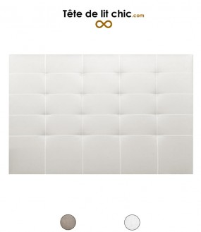 t te de lit en lin des t tes de lit design l 39 aspect. Black Bedroom Furniture Sets. Home Design Ideas