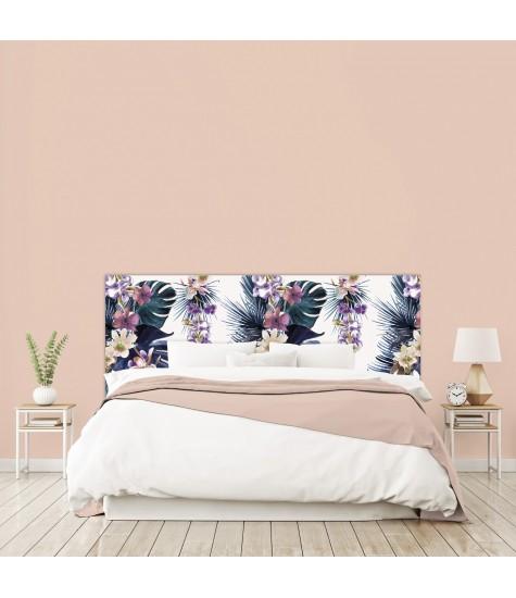 """Tête de lit """"HAITI"""" sur mesure"""