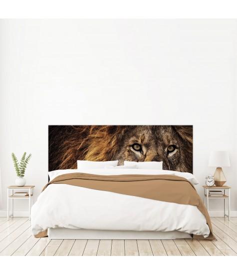 """Tête de lit """"LION"""" sur mesure"""
