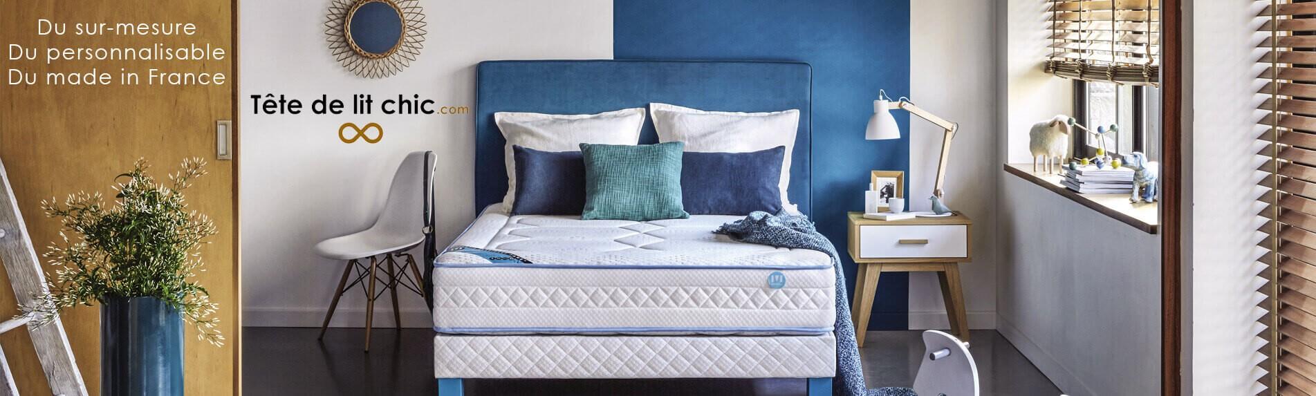 Tête de lit chic - votre spécialiste de la tête de lit